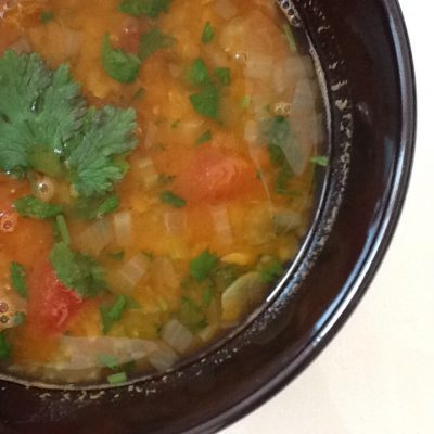 The humble little red lentil…