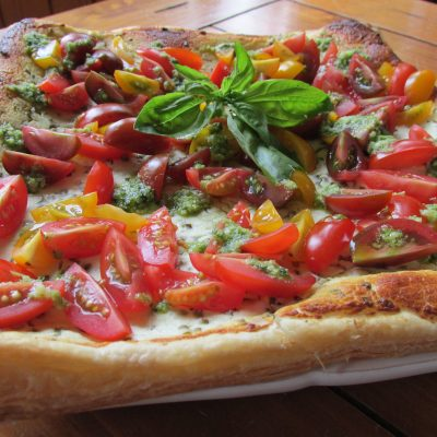 Tartelette aux Tomates – Because Food Always Sounds So Romantic in French