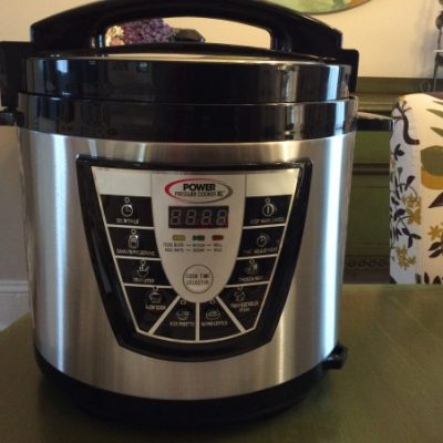 Pressure Cooking Love and Genius Recipes