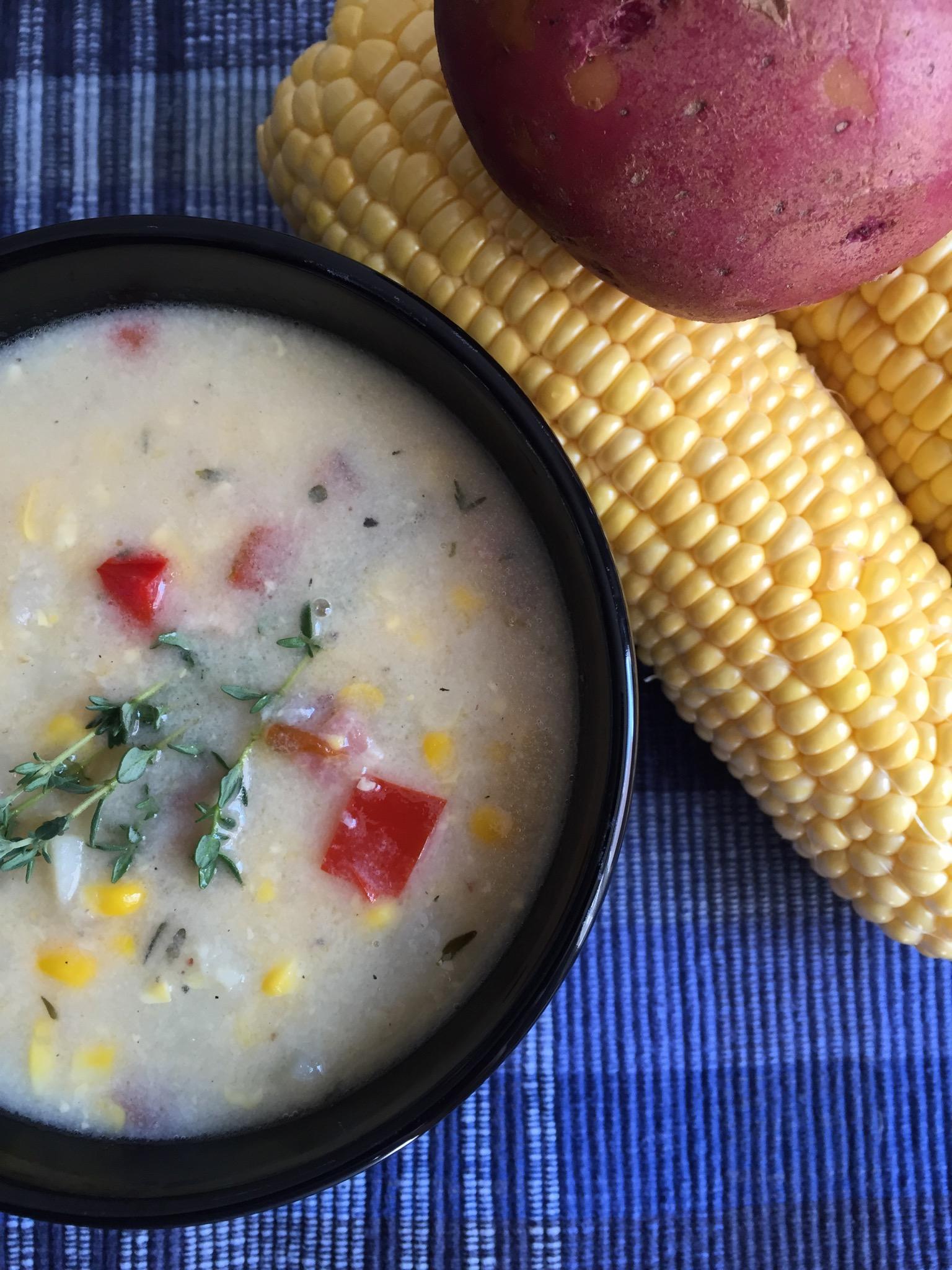 Corn Choder