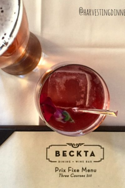 Dining at Beckta's – A True Celebration!