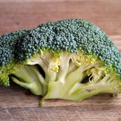 Healthy(er!!!) Cream of Broccoli