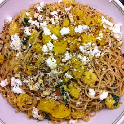 Monday Night Pasta Inspiration!