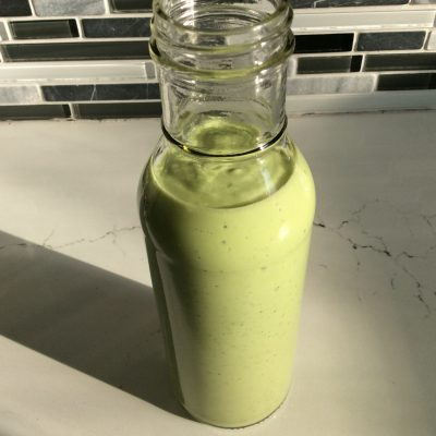 Avocado Buttermilk Dressing