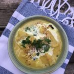 "<span class=""entry-title-primary"">And they lived hapily ever after</span> <span class=""entry-subtitle"">Roasted Cauliflower Soup </span>"
